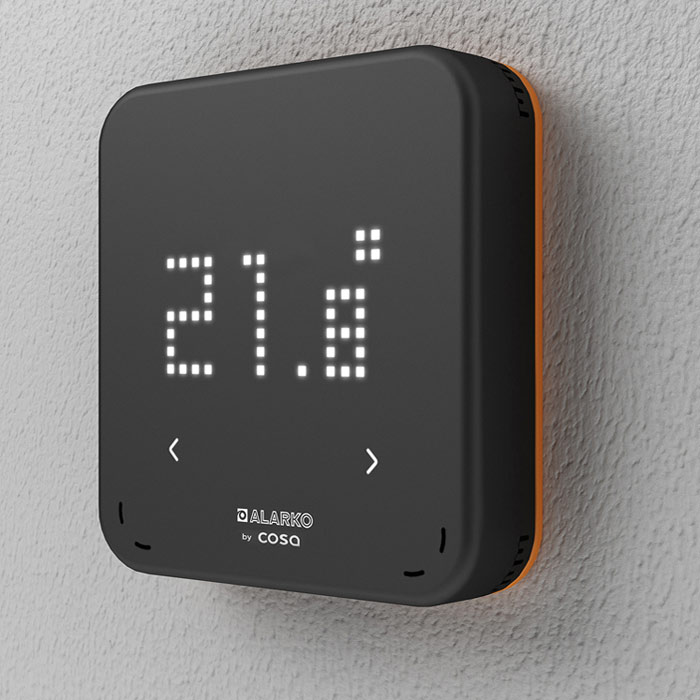 Smart Thermostat - Alarko by Cosa