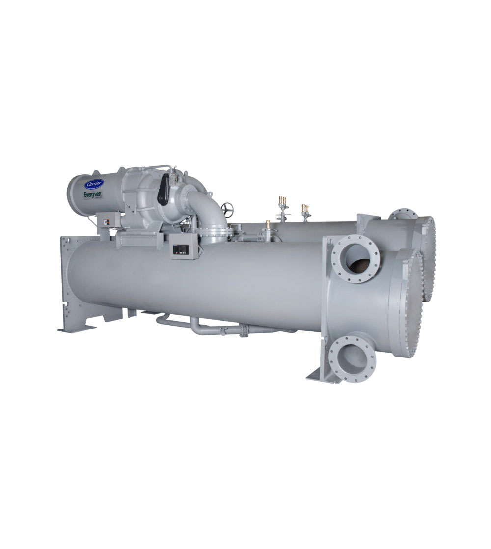 Carrier 19XR-19XRV AquaEdge Water-Cooled Liquid Chillers