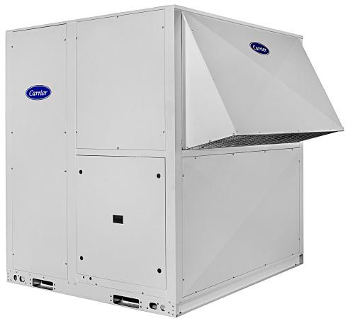 Carrier 48/50 UA/UH Packaged Roof Top Unit  (40 – 120 kW)