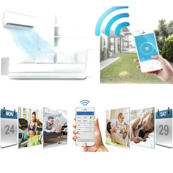 Carrier - QHA Series Wi-Fi Unit
